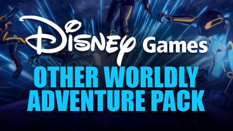 Disney Interactive / Disney Other-Worldly Adventure Pack