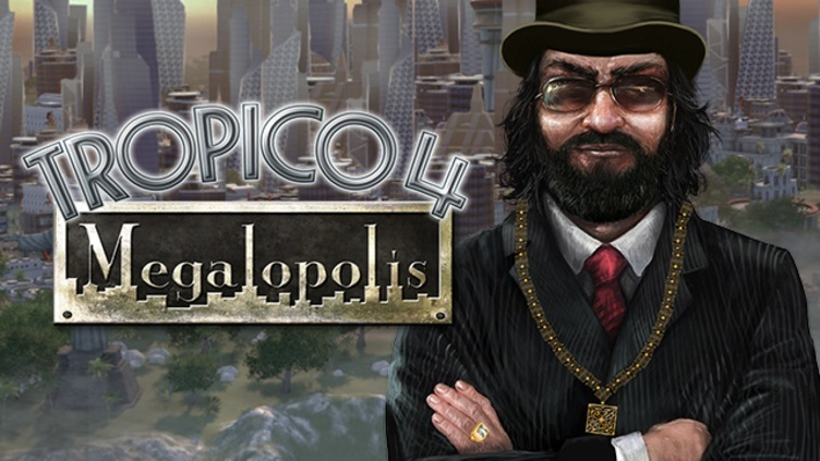 Tropico 4: Megalopolis DLC фото
