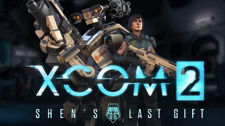 XCOM 2 - Shen's Last Gift DLC (Russia) фото