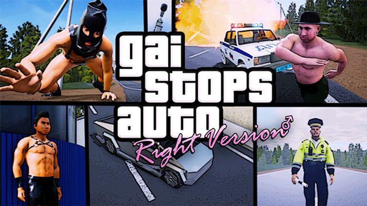 GAI Stops Auto: Right Version Simulator