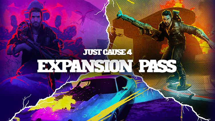 Just Cause™ 4: Expansion Pass