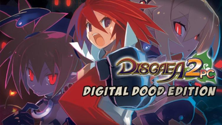 Disgaea 2 PC Digital Dood Edition фото