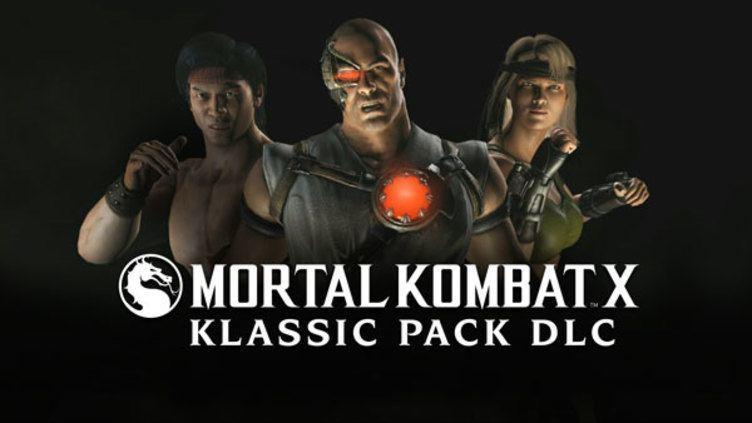 Mortal Kombat X: Klassic Pack 1 DLC