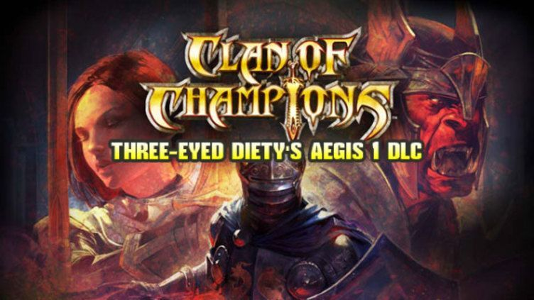 Clan of Champions - Three-Eyed Deity's Aegis 1 DLC фото