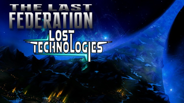 The Last Federation - The Lost Technologies DLC фото