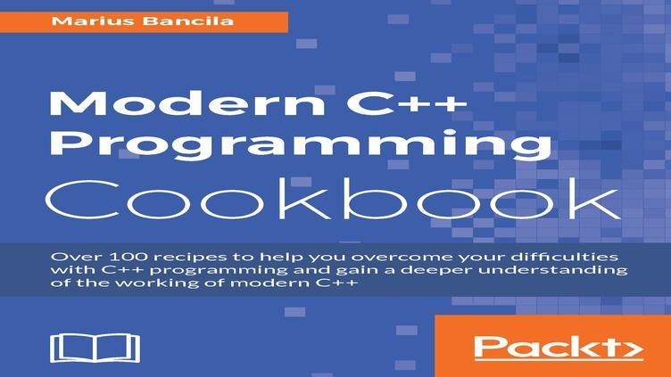 Modern C++ Programming Cookbook фото