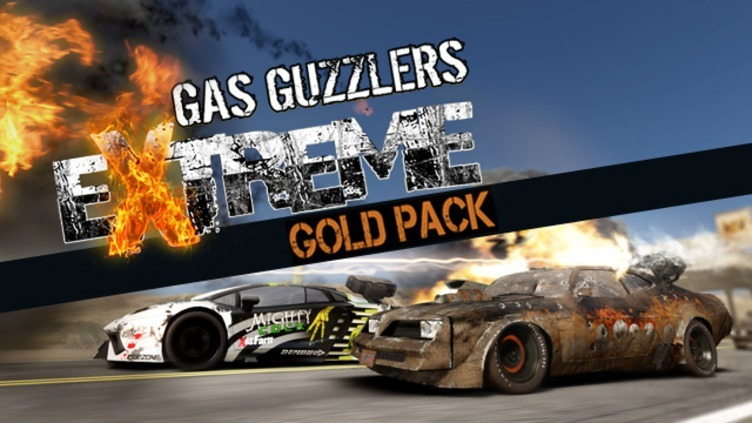 Gas Guzzlers Extreme Gold Pack фото