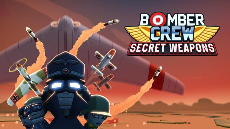 Bomber Crew Secret Weapons DLC