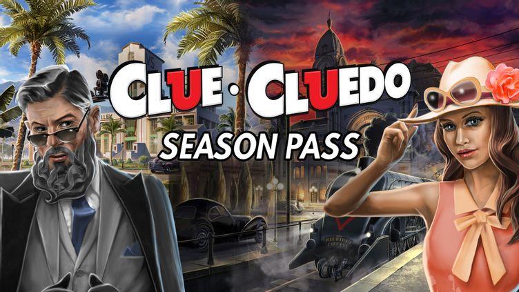 Clue/Cluedo: Season Pass