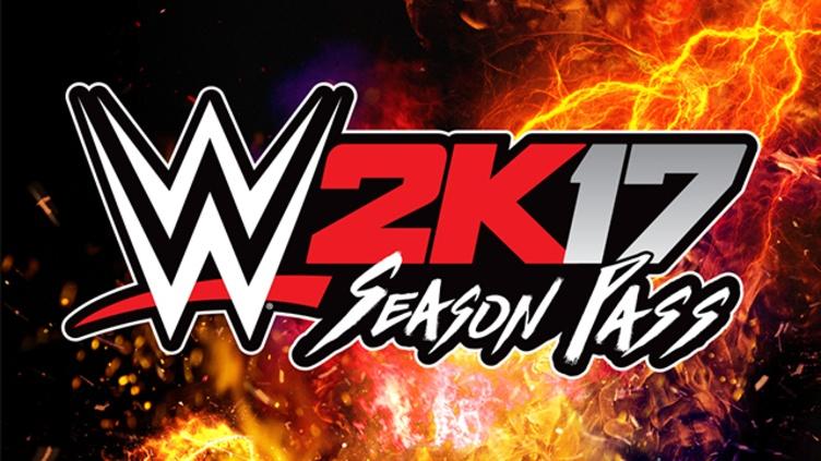 WWE 2K17 Season Pass DLC