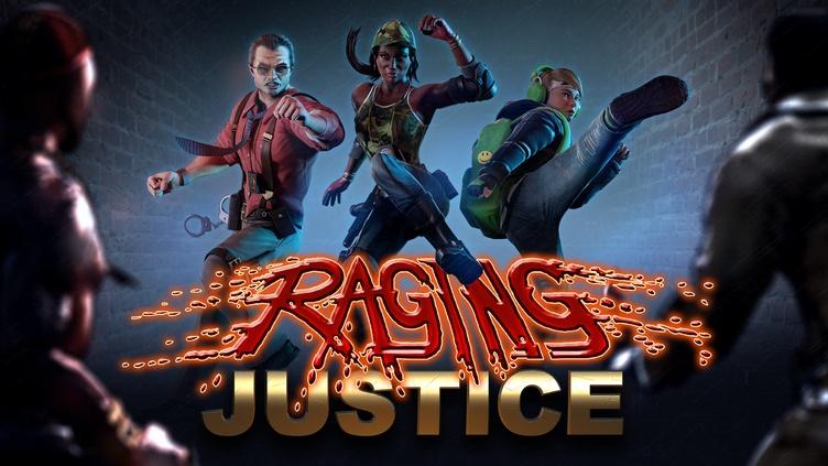 Raging Justice фото