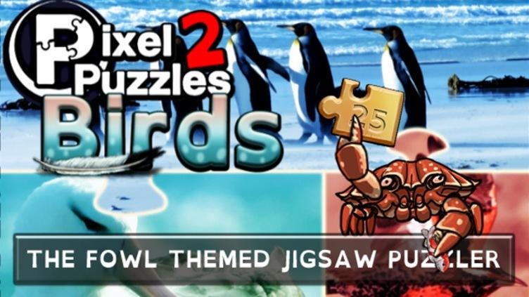 Pixel Puzzles 2: Birds фото