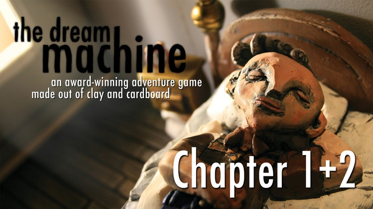 The Dream Machine: Chapter 1 & 2 фото
