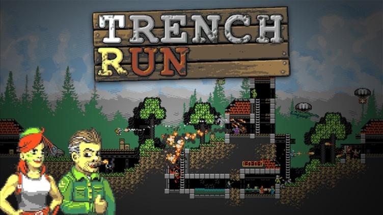 Trench Run фото