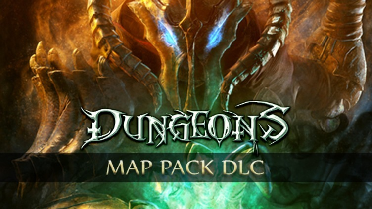Dungeons: Map Pack DLC фото