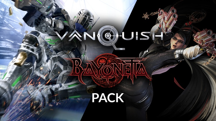 Bayonetta+Vanquish Pack for PC [Digital Download]