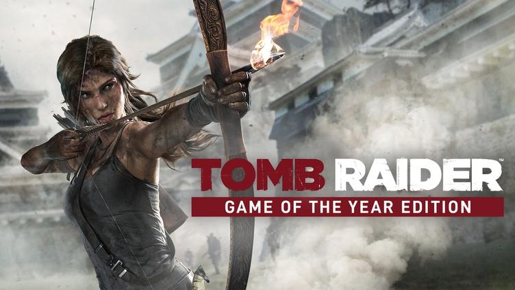 Tomb Raider GOTY Edition фото