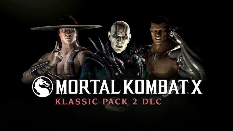 Mortal Kombat X: Klassic Pack 2 DLC