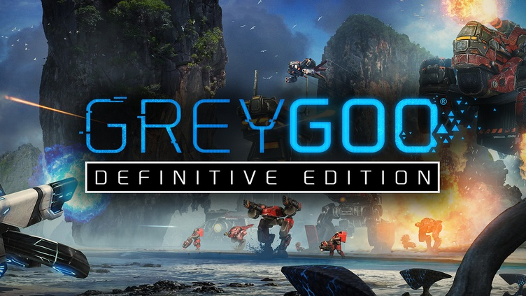 Grey Goo Definitive Edition фото