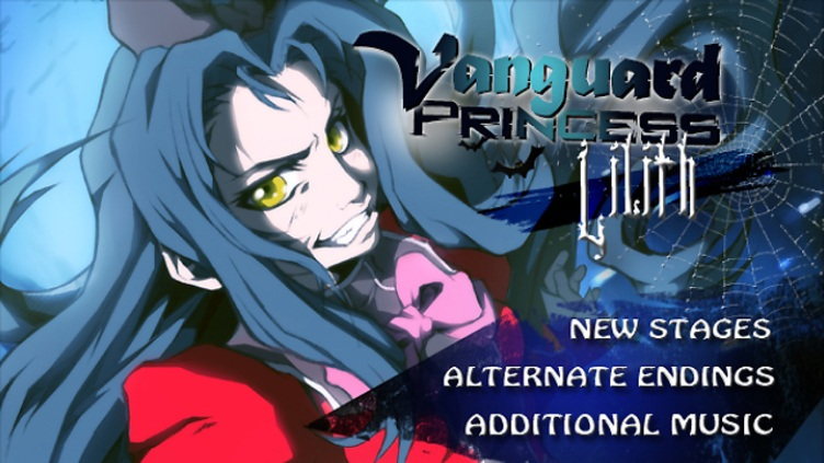 Vanguard Princess Lilith DLC фото
