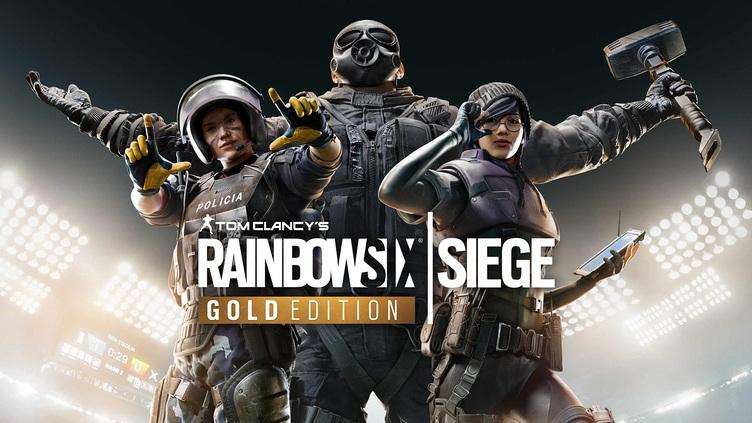 Tom Clancy's Rainbow Six® Siege - Gold Edition