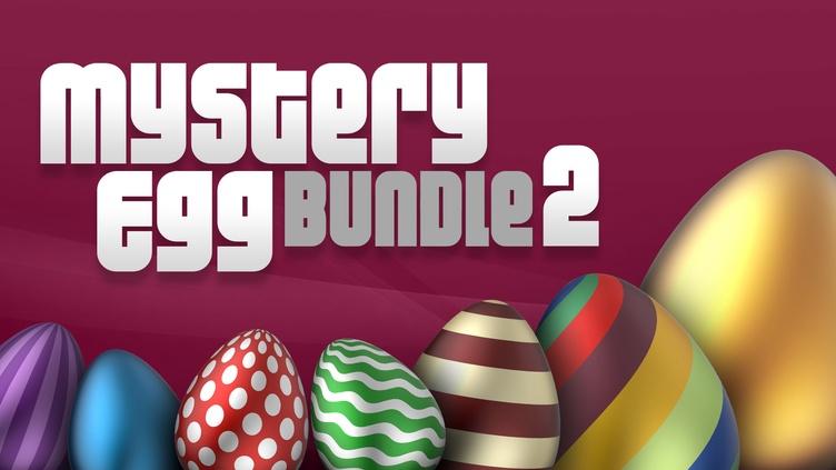 Mystery Egg Bundle 2