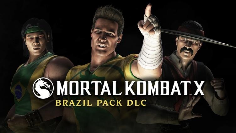 Mortal Kombat X: Brazil Pack DLC