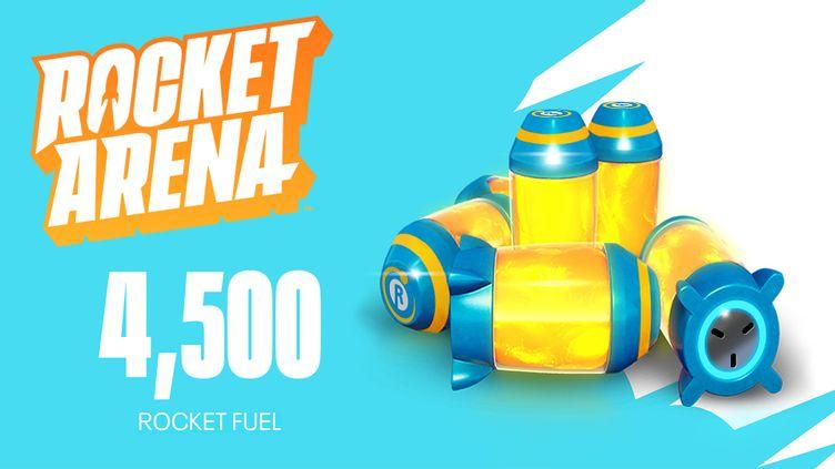 ROCKET ARENA - 4500 ROCKET FUEL