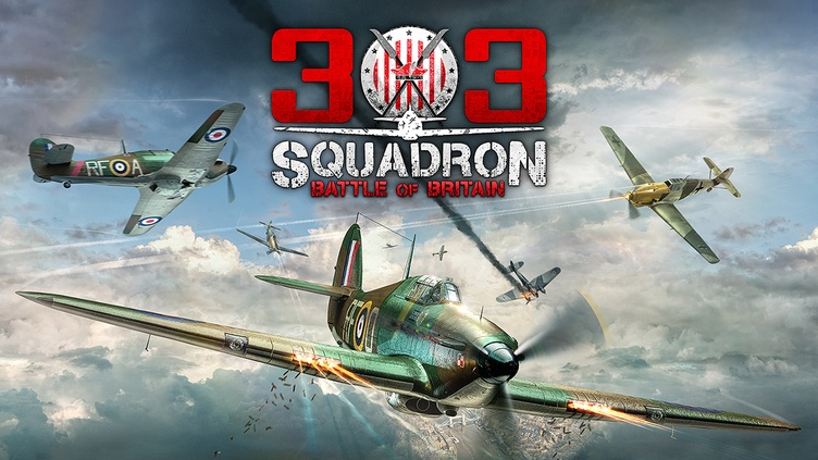 303 Squadron: Battle of Britain фото