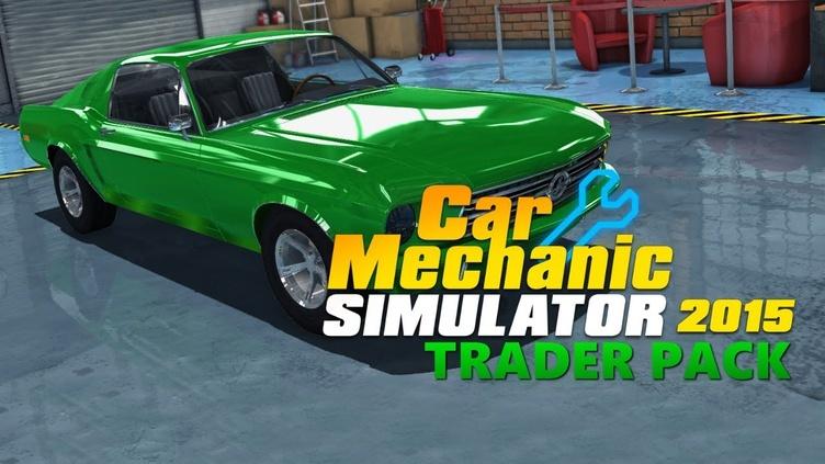 Car Mechanic Simulator 2015 - Trader Pack DLC фото