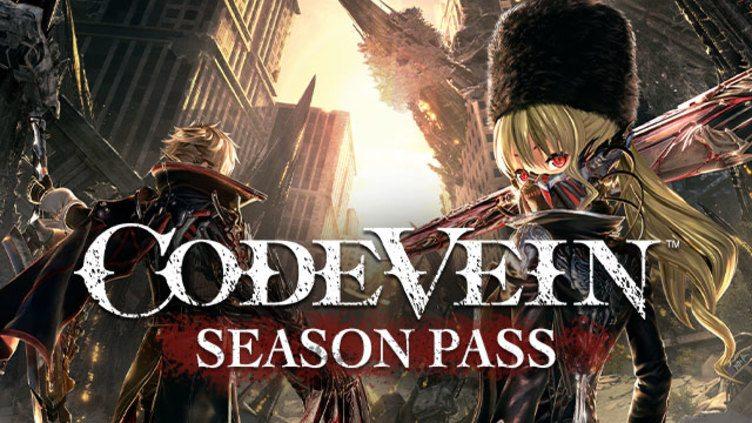 CODE VEIN Season Pass фото