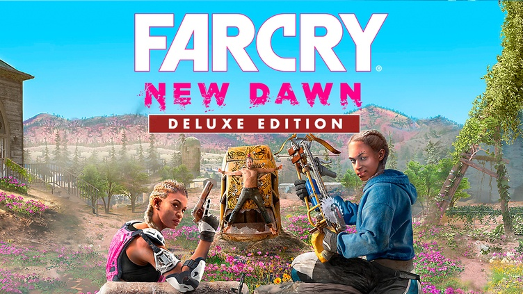 Far Cry New Dawn - Deluxe Edition фото