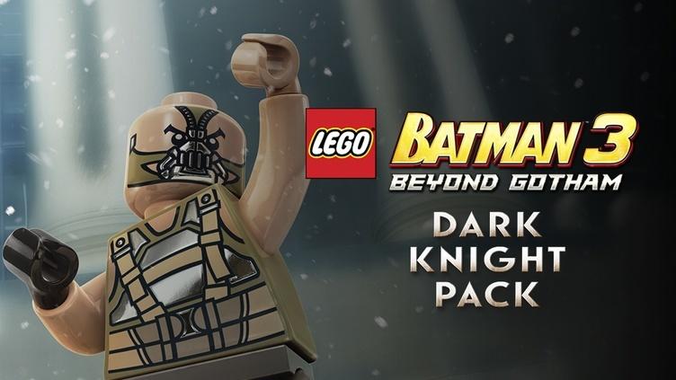 LEGO Batman 3: Beyond Gotham: Dark Knight DLC
