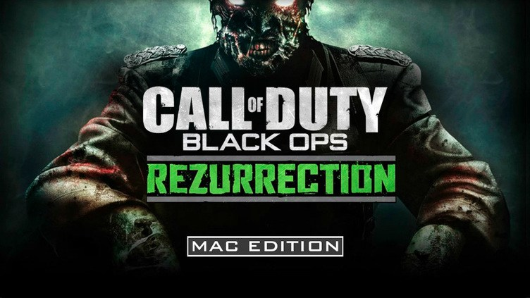 Call of Duty: Black Ops - Rezurrection Mac Edition фото