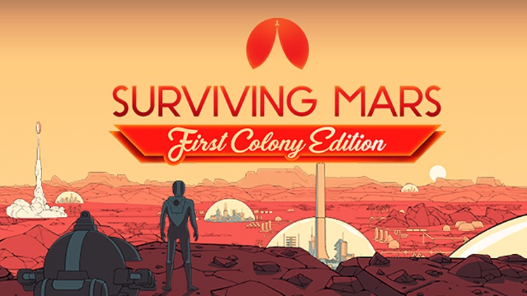 Surviving Mars - First Colony Edition фото