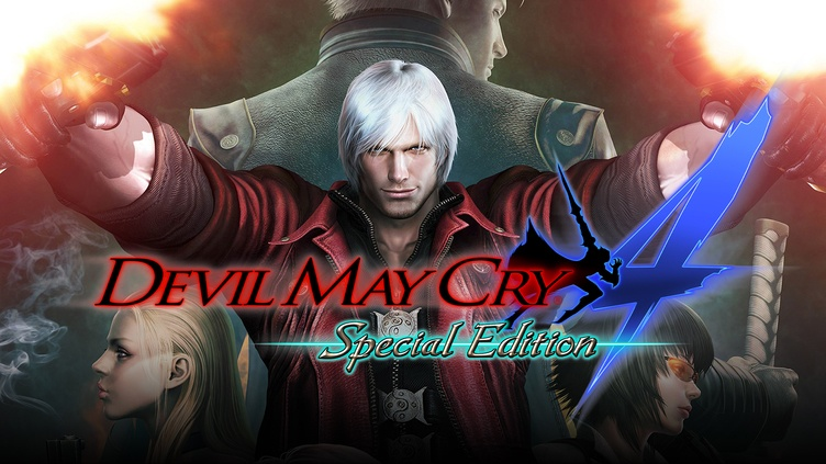 Devil May Cry 4 Special Edition фото