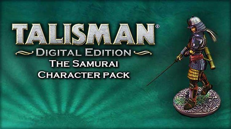 Talisman Character - Samurai