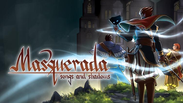 Masquerada: Songs and Shadows фото