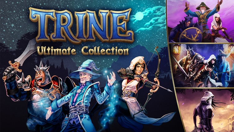 Trine Ultimate Collection фото