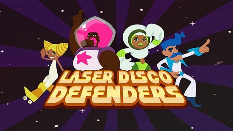 Laser Disco Defenders фото