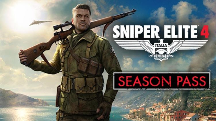 Sniper Elite 4 - Season Pass DLC