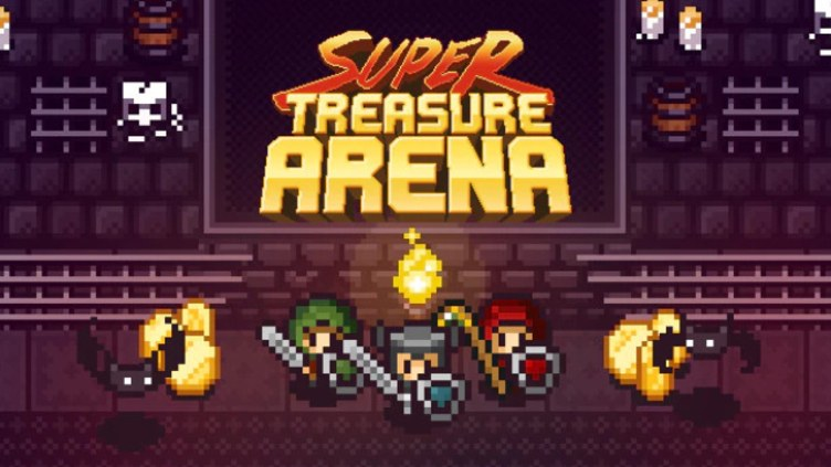 Super Treasure Arena фото