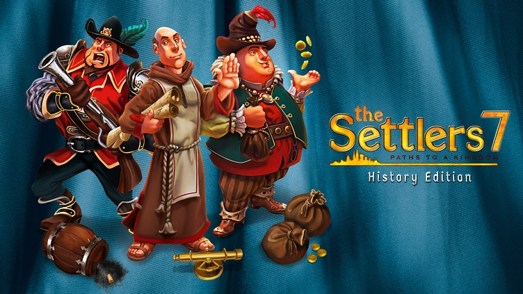 The Settlers 7: History Edition фото