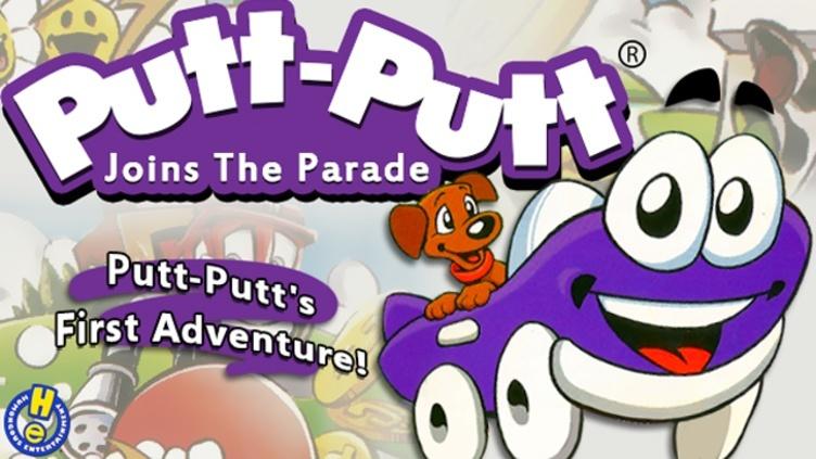 Putt-Putt® Joins the Parade