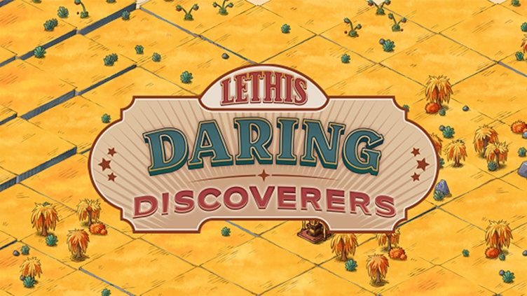 Triskell Interactive / Lethis - Daring Discoverers