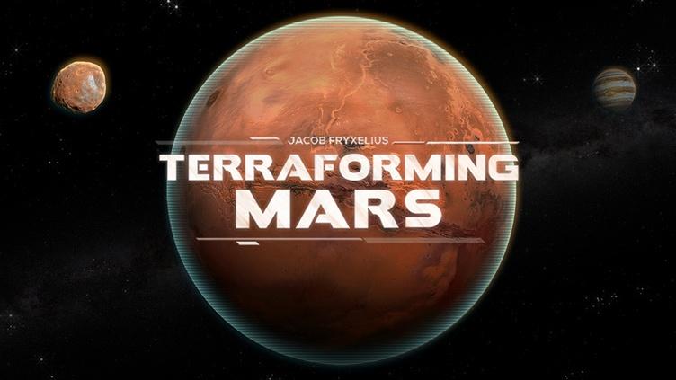 Terraforming Mars фото