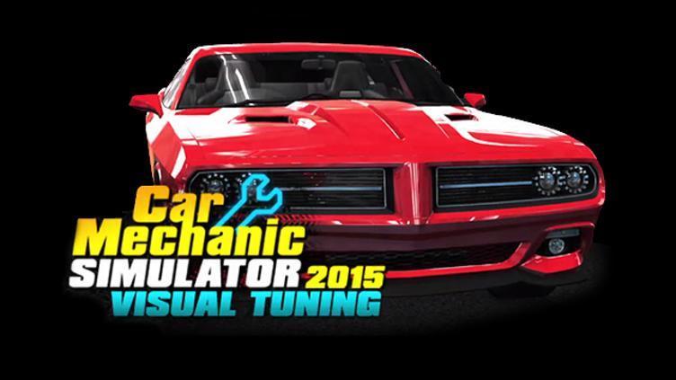 Car Mechanic Simulator 2015 - Visual Tuning DLC фото