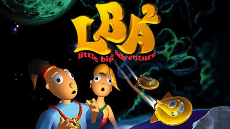 Little Big Adventure 2 фото