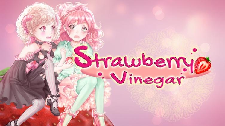 Strawberry Vinegar фото