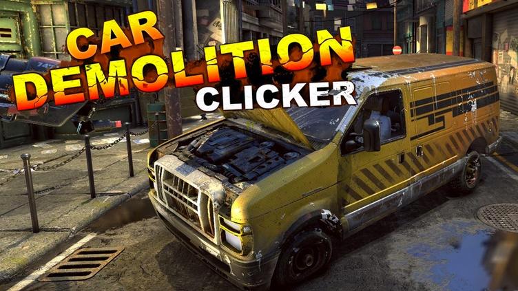 Car Demolition Clicker фото